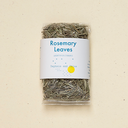 HAND HARVESTED ROSEMARY LEAVES SACHET