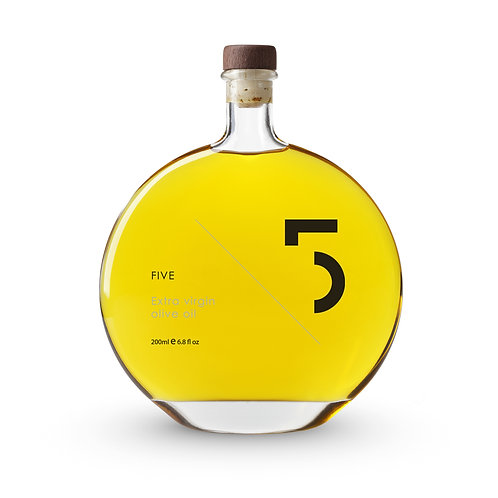 FIVE EXTRA VIRGIN OLIVE OIL - 200ml