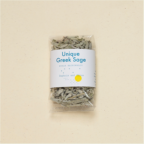 UNIQUE GREEK SAGE SACHET