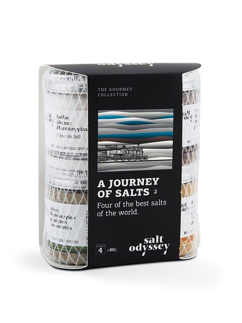 SALT ODYSSEY JOURNEY OF SALT 2 - WORLD'S BEST SALT