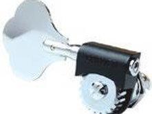 143C Grover Lightweight Bass Tuners, Chrome