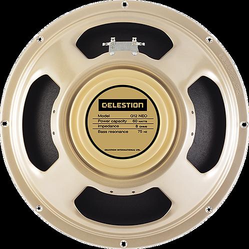 "Celestion, 12"", G12 Neo Creamback, 60W"