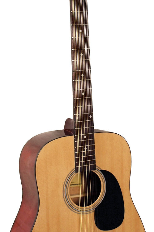 Scout  12-String Acoustic Guitar Natural