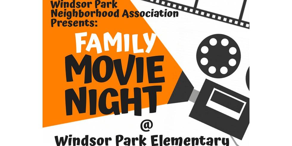 WPNA Outdoor Movie Night