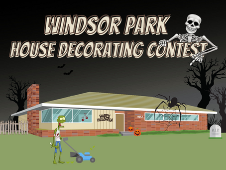2021 House Decorating Contest