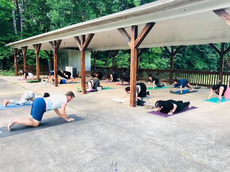 Yoga at the Urban Farm | May 21, 2021
