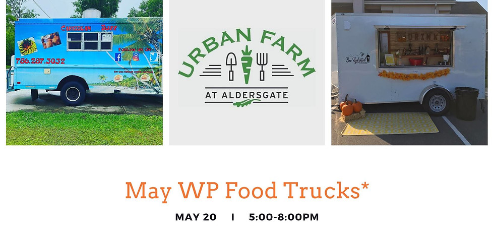 May Windsor Park Food Truck