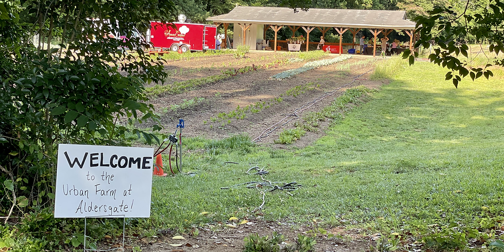 Food Truck + Farm Stand + Cooking Demo!