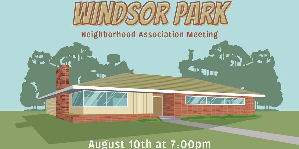 WPNA August Meeting: Virtual
