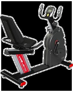 Bicicleta Horizontal Eletromagnetica HL-