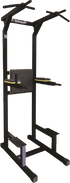 Abdominal Paralelo com Barra Fixa - TT003