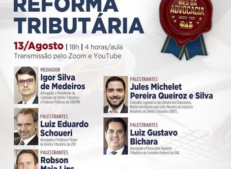 Webinar: Reforma Tributária