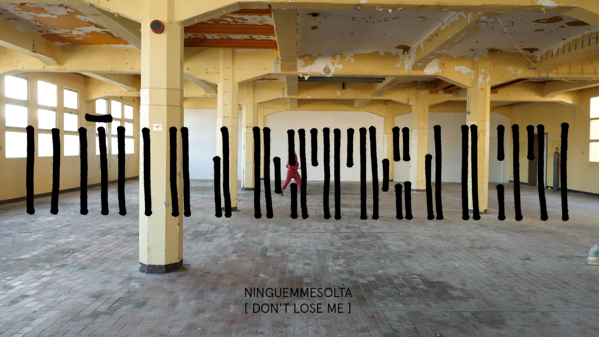 NINGUEMMESOLTA [ Don't Lose Me ] - Série III - solo