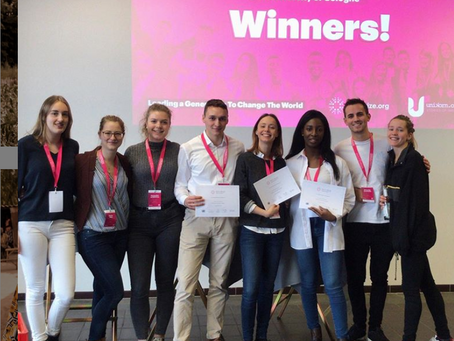 We won second place at the Hult Price!