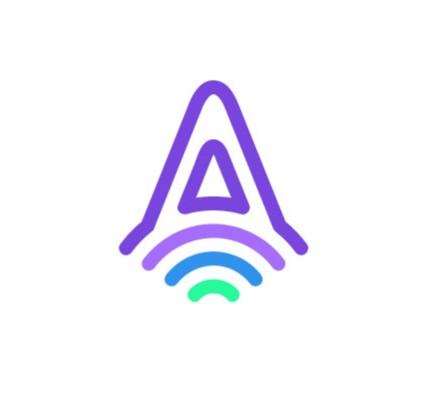 Letter A/ wifi
