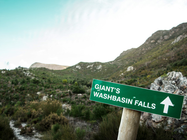 Giant's Washbasin Falls