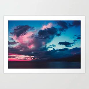 The Sky Is an Artist