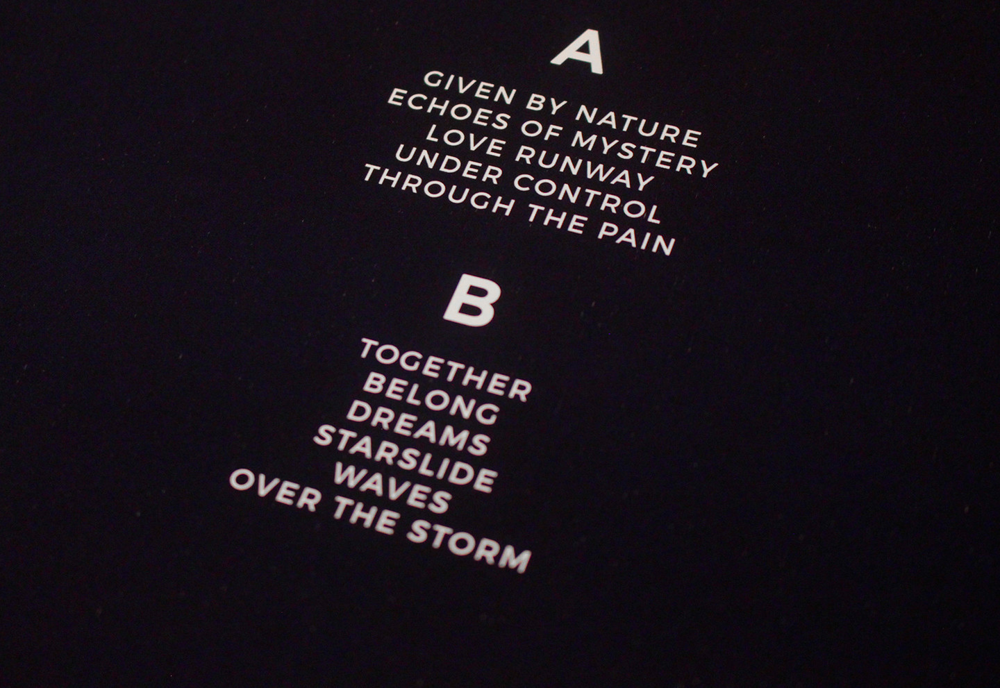 Uppermost - Given by Nature LP