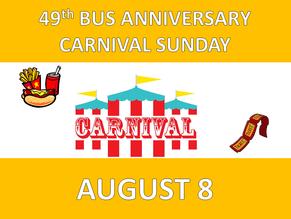 Carnival Sunday!