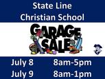 Garage Sale Dates!