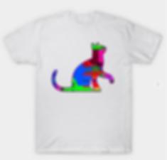 Complex Cat Feeding T-Shirt