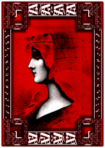 Red Queen, an image.