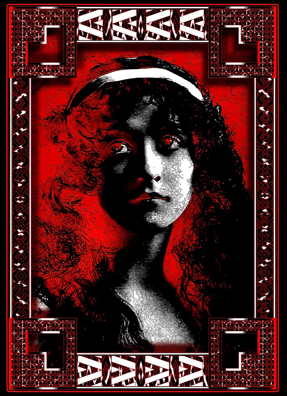 Red Princess, an image