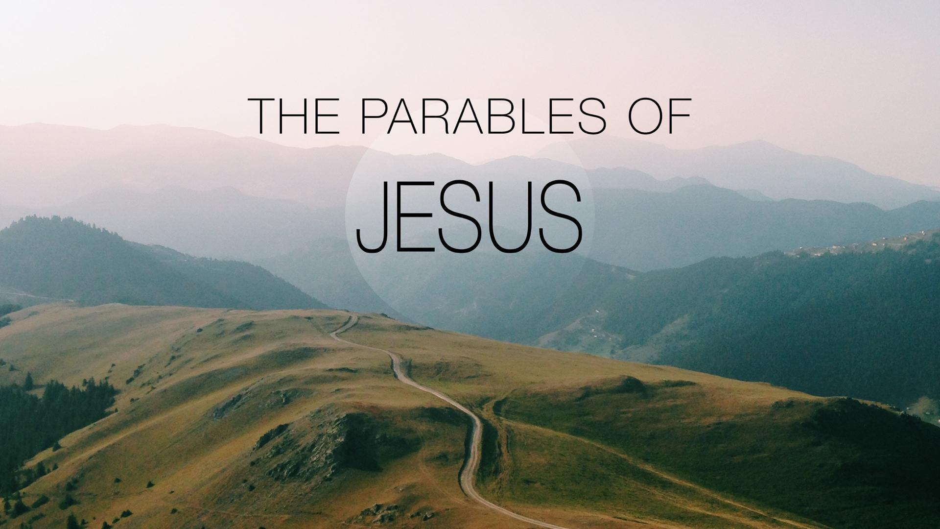 Parables of Jesus slide