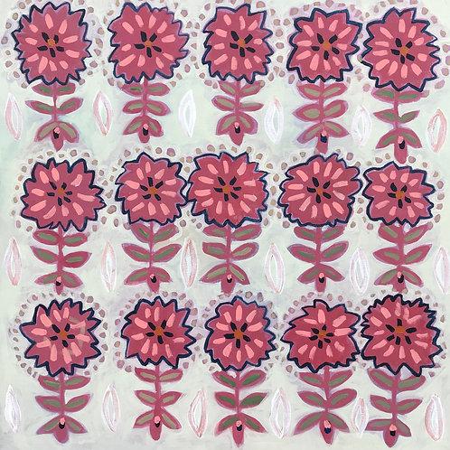 Pink Textile