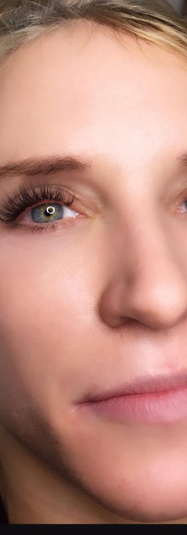 Blended/Light Volume Eyelash Extensions