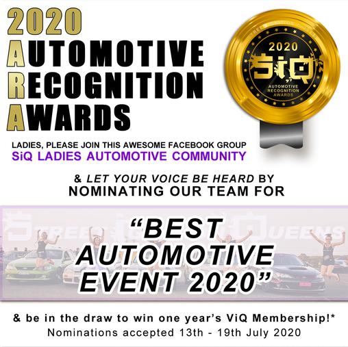 BEST AUTOMOTIVE EVENT