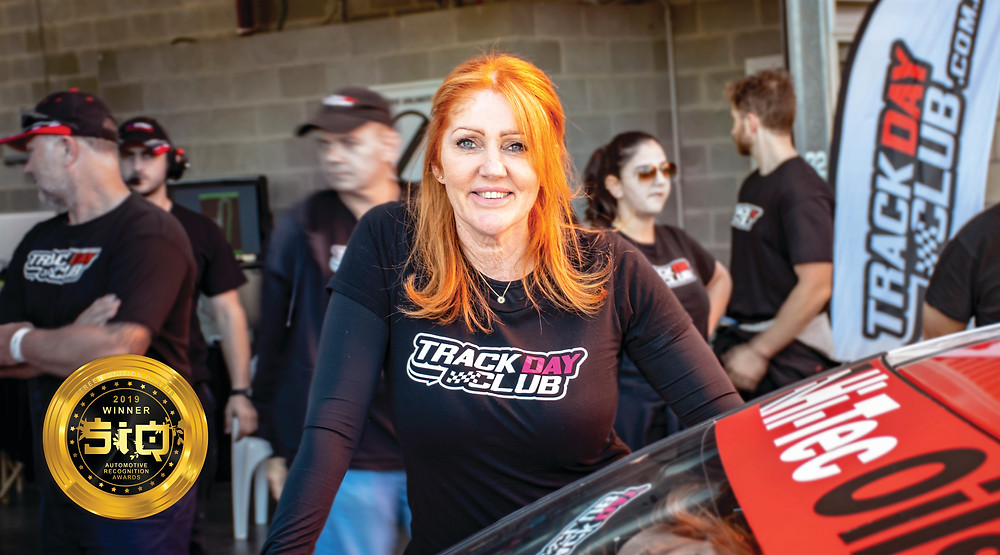 Yvette Kinkade - Co-founder of Track Day Club and Ms Street Ignition Queen 2019