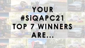 2021 SiQ Automotive Photography Challenge Winners