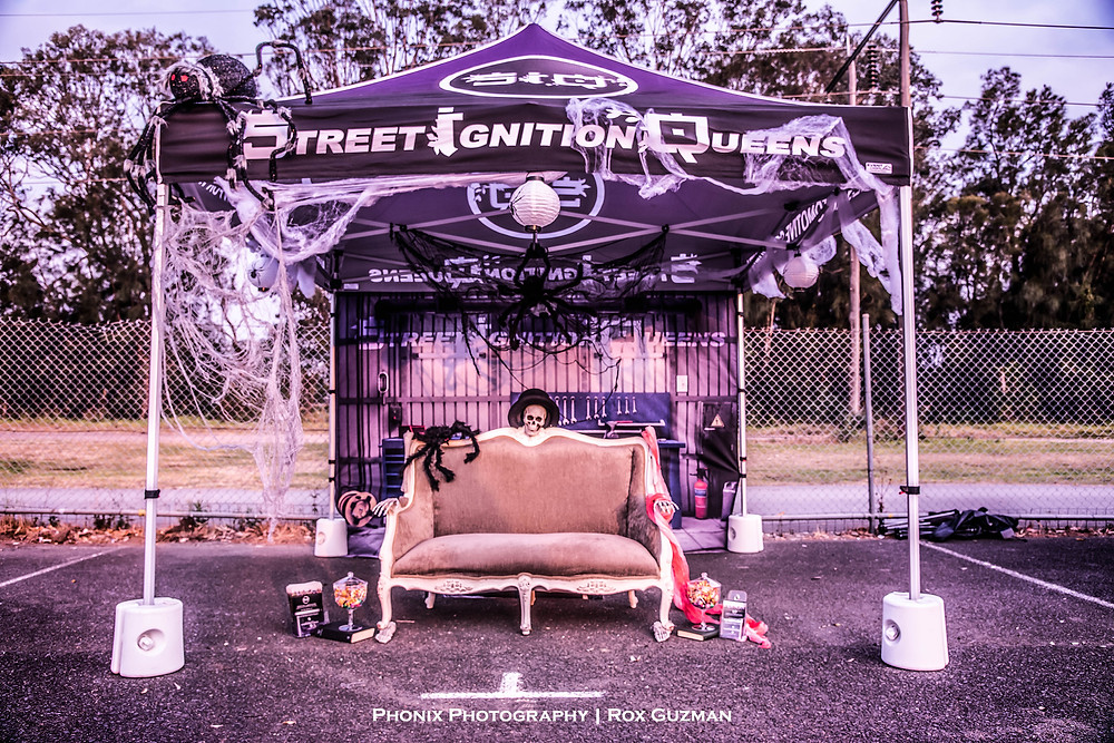Street Ignition Queens Ladies Automotive Car Community, Halloween, Car Show, Blacklist, Showoff Saturdays, The Bazaar Event Space
