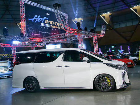 Hot Import Nights 2019