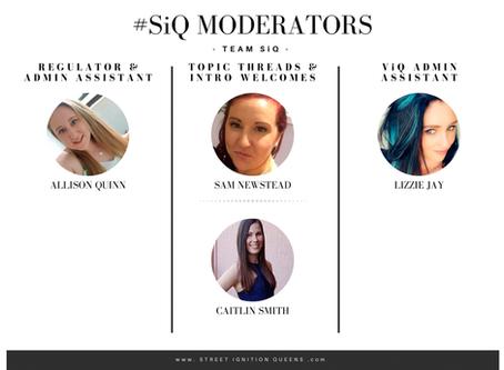 Meet our SiQ Community Moderators 2020