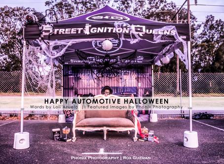 Happy Auto Halloween