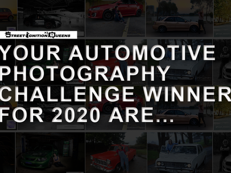 2020 Automotive Photography Challenge Winners