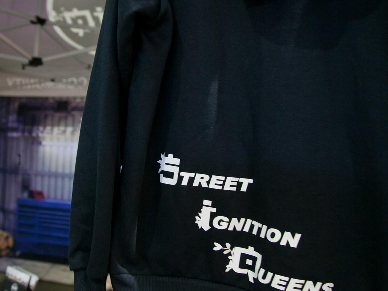 Street Ignition Queens apparel, hoodie jumper