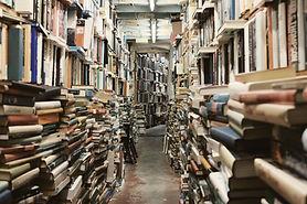 Loja de livros usados