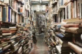 Gebrauchte Buchhandlung