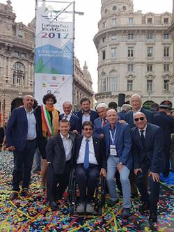 EPYG 2017 Genova, Italy