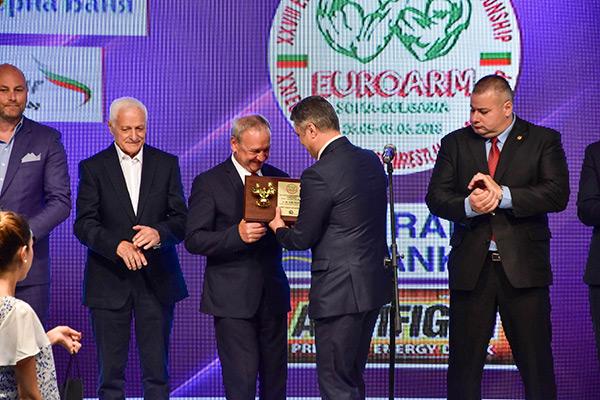 President Ratko Kovačić