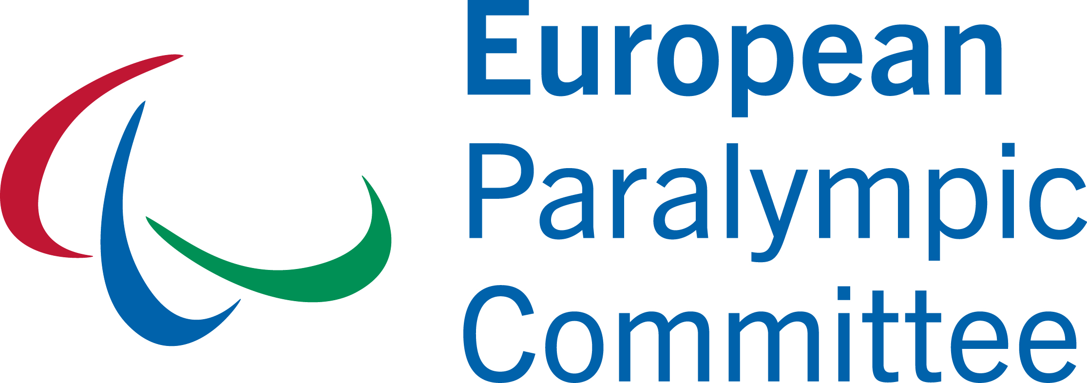 European Paralympic Committee logo