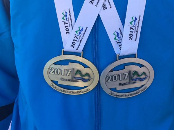 EPYG 2017 Medals