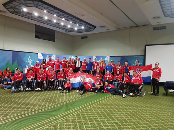EPYG 2017 Team Croatia