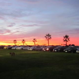 Sunset at PTC