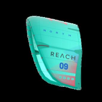REACH 2021 GREEN COMPLETE AVEC BARRE A PARTIR DE