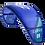 Thumbnail: AILE TEST CARVE 2021 OCEAN BLUE COMPLETE