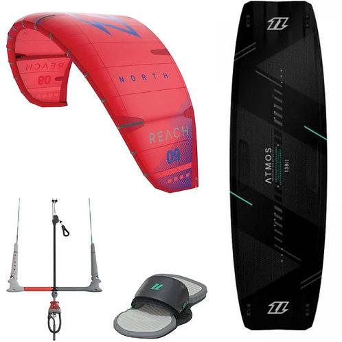 PACK FREERIDE 12M2 REACH COMPLETE + ATMOS CARBON 138 NKB 2021